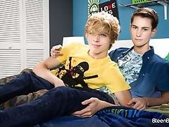 8teenBoy - Mutual Feelings - Trevor Harris and Jamie Ray