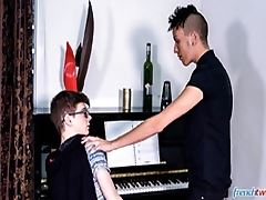 The Piano Lesson - Abel Lacourt and Kevin Ventura